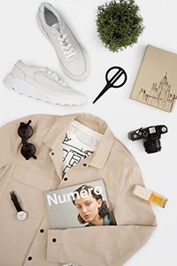 How To Enlarge an Image Without Losing Quality: hipster outfit in low quality 200 x 300 pixels