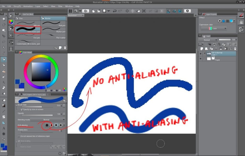 How to create a beautiful Pixel Art environment in Clip Studio Paint