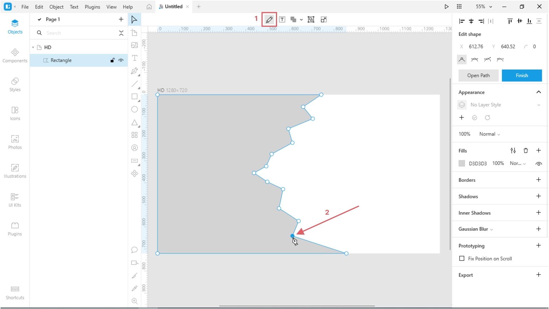 How to Create a Paper Cut-Out Effect in Lunacy: How to Create a Paper Cut-Out Effect in Lunacy